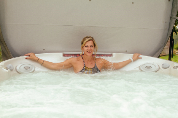 Hydrotherapy Relaxing